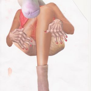 Skin – II collage