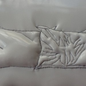 Pillow Talk as texturelief
