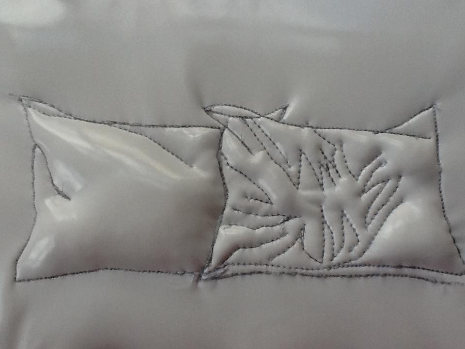 Pillow Talk as texturelief